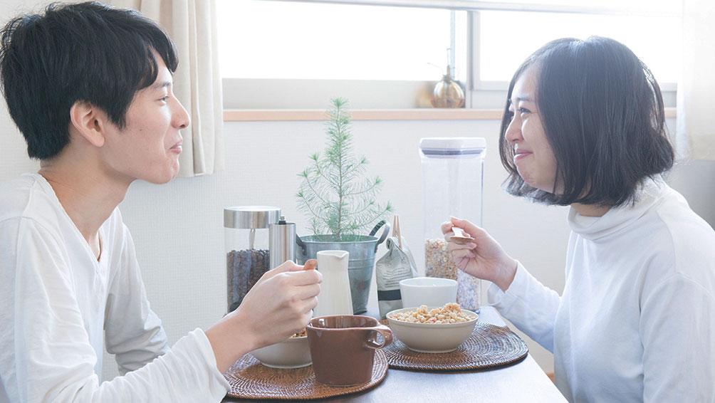 3.生活習慣の見直しは夫婦揃って行おう!