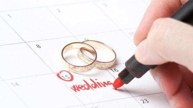 結婚報告のはがきは出すもの?文例や時期はどうする?