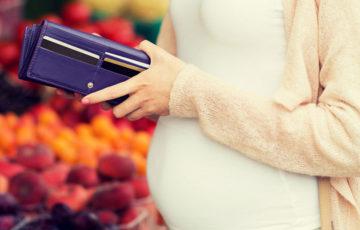 妊婦の買い物は大変!先輩ママに学ぶ体にやさしいお買い物術