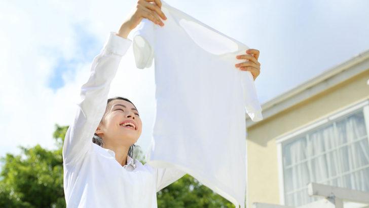洗濯物の黒い汚れの正体は!?綺麗に落とす効果的な取り方を伝授!