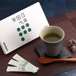 白井田七。茶