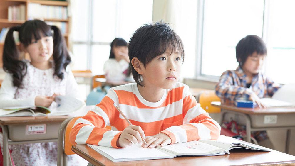 子供の集中力アップ