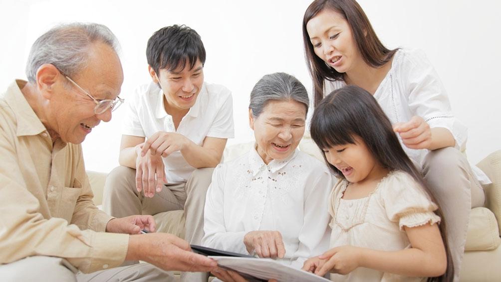 日本の伝統文化に親しみを持つ
