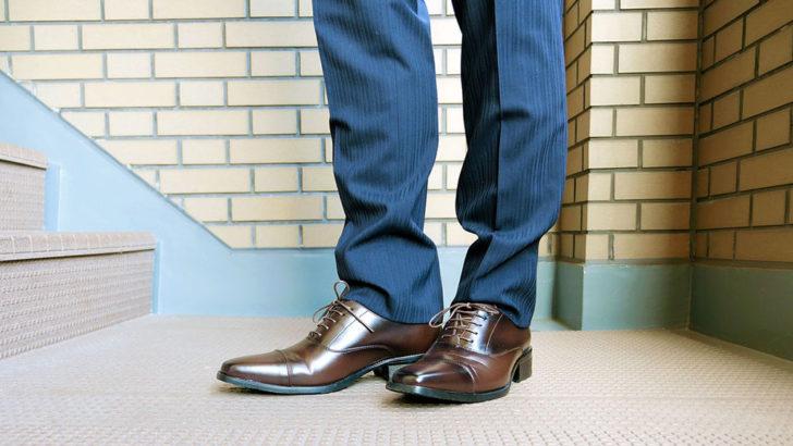 革靴のお手入れ方法&汚れを洗う裏ワザ