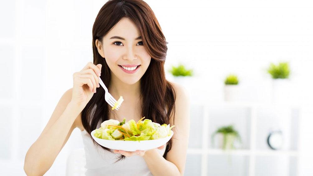 ダイエットのときは食事の食べ方にも配慮してみましょう