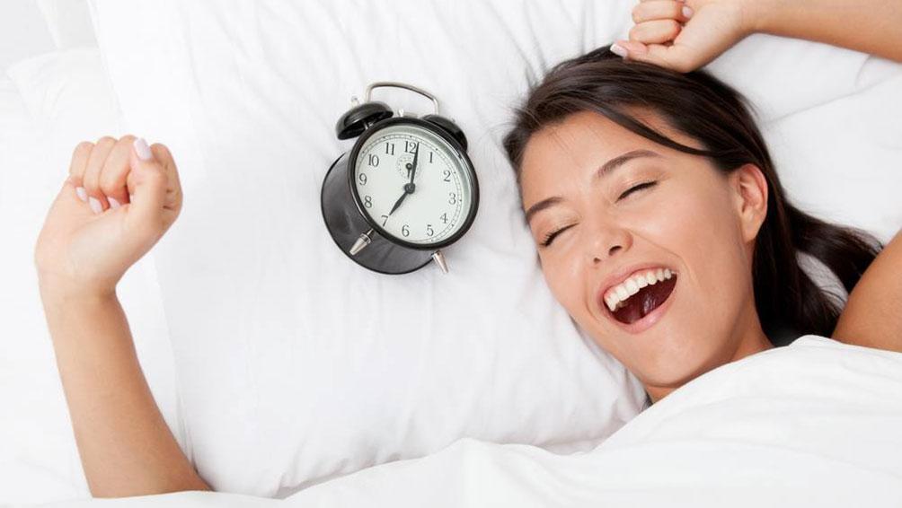 睡眠時間は6時間以上!
