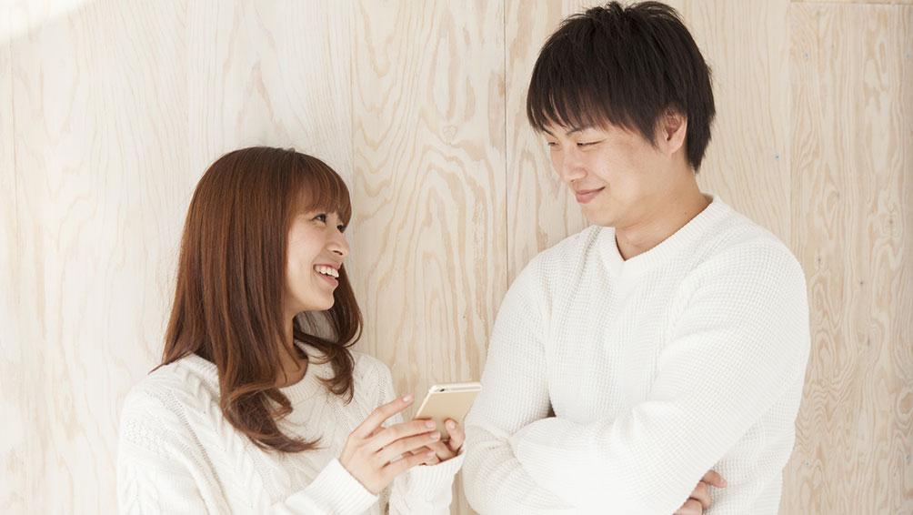 夫婦ふたりで情報を共有できる妊活アプリ