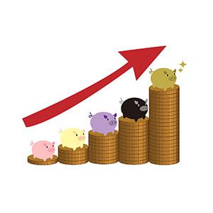 節約、副業・投資で貯金を増やすのもアリ