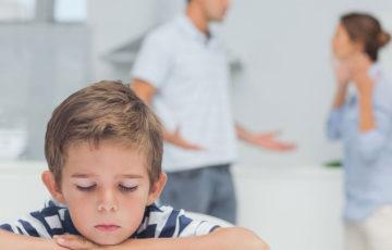 夫婦喧嘩が子供に影響!?生育環境と性格の関係とは