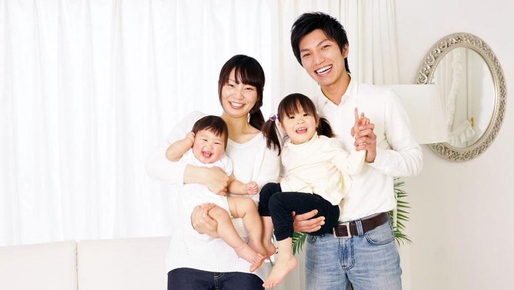 持家のメリット②:「夢のマイホーム」で高い満足感