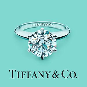 絶対に外さない王道!Tiffany & Co.(ティファニー)