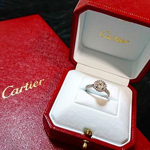 抜群のブランド力で喜ばせる!Cartier(カルティエ)