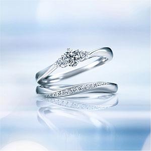 >素材にもこだわっている婚約指輪なら!4℃(ヨンドシー)
