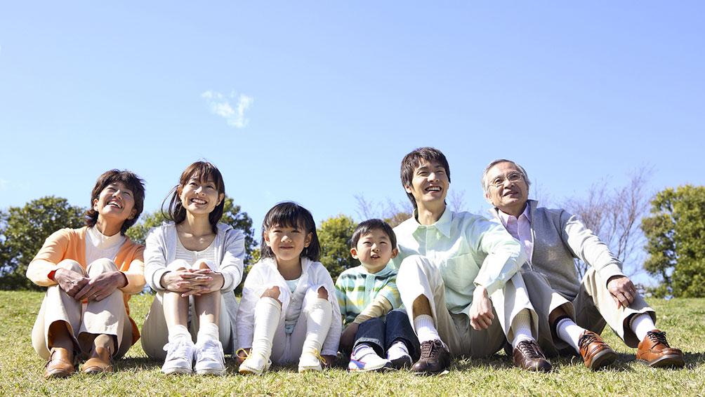 義理の家族の体調、体力に合わせたプランを決めよう!