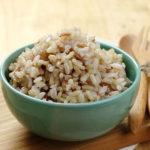 玄米ご飯で簡単ダイエット!効果的な食べ方は?