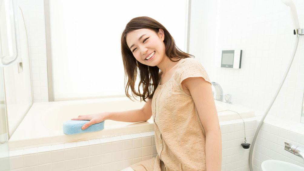 お風呂場のピンク汚れにはどうやって対処すればいいの?