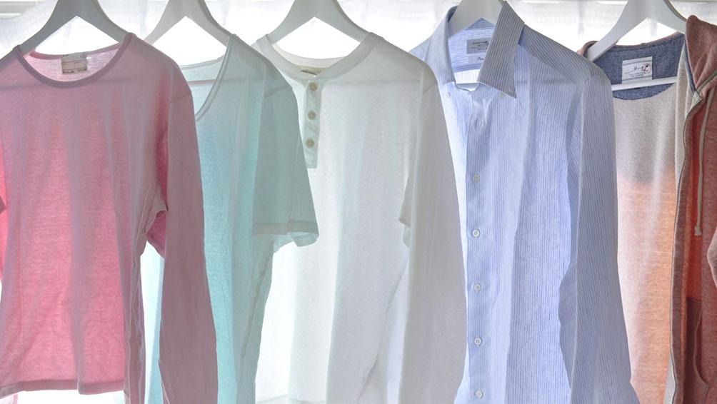 その6:洗濯物を洗ったら、すぐに干す