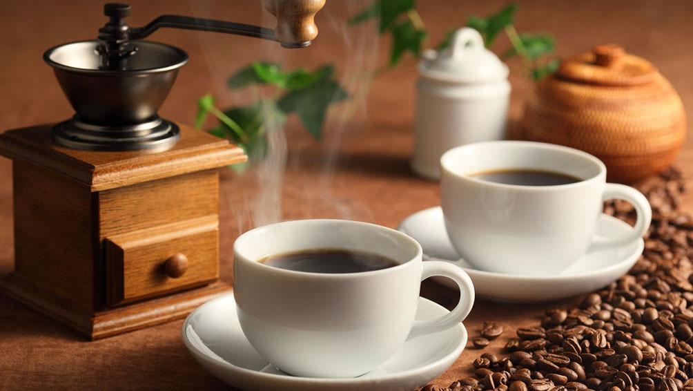 コーヒーは古来、薬として飲まれていた!