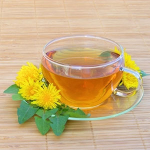 第2位:たんぽぽ茶