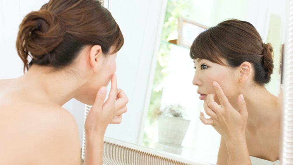 肌荒れのタイプや部位に適した薬を使おう!