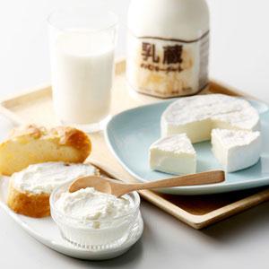 3.乳製品を追加して様子を観察(1週間)