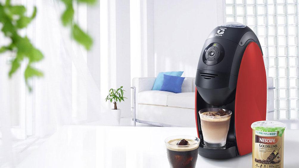 インスタント式コーヒーメーカー