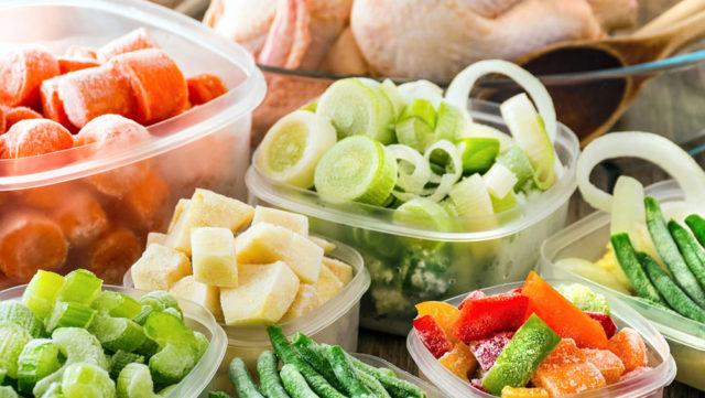 冷凍の食品にも栄養はある?食材別の正しい保存方法・期間は?