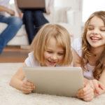 今注目の「タブレット幼児教育」とは?学習効果はあるの?
