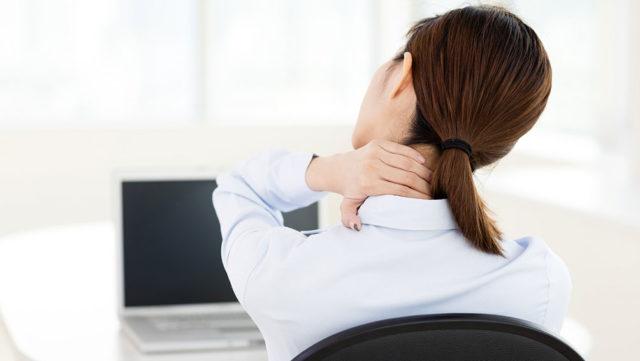 デスクワークの悩み「腰痛」「肩こり」「むくみ」の対策が知りたい!