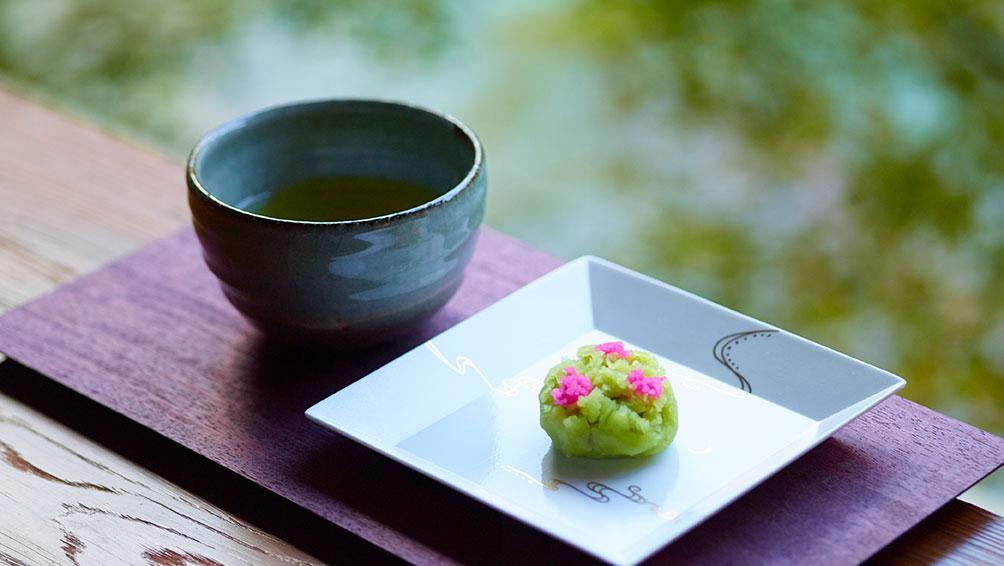 お茶菓子(料理)は好みのものを用意しよう!