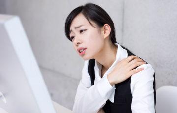 頭痛がするほどの肩こりの原因は?効果的な解消法はある?
