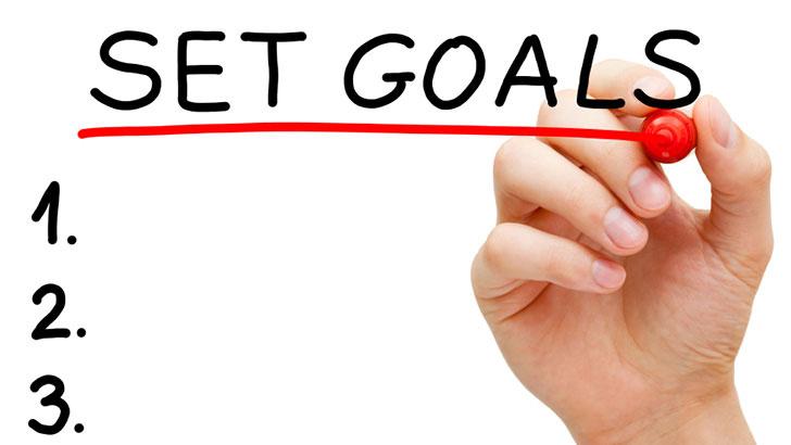 5:目標を設定する
