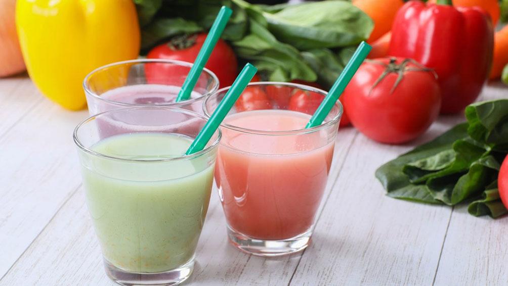 市販の野菜ジュースはあまり効果がない?
