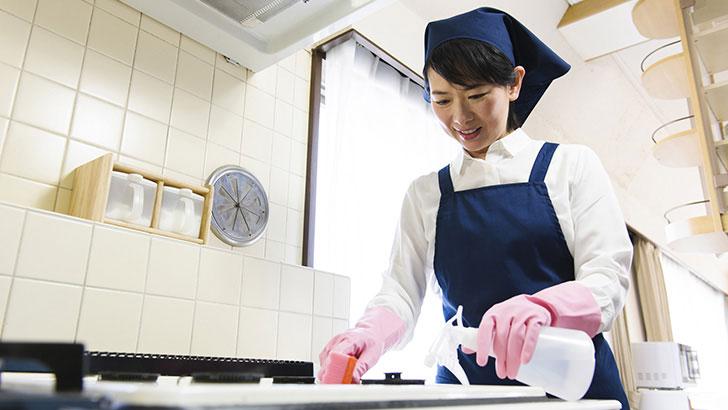 ハウスクリーニングでお掃除をプロにお任せ!