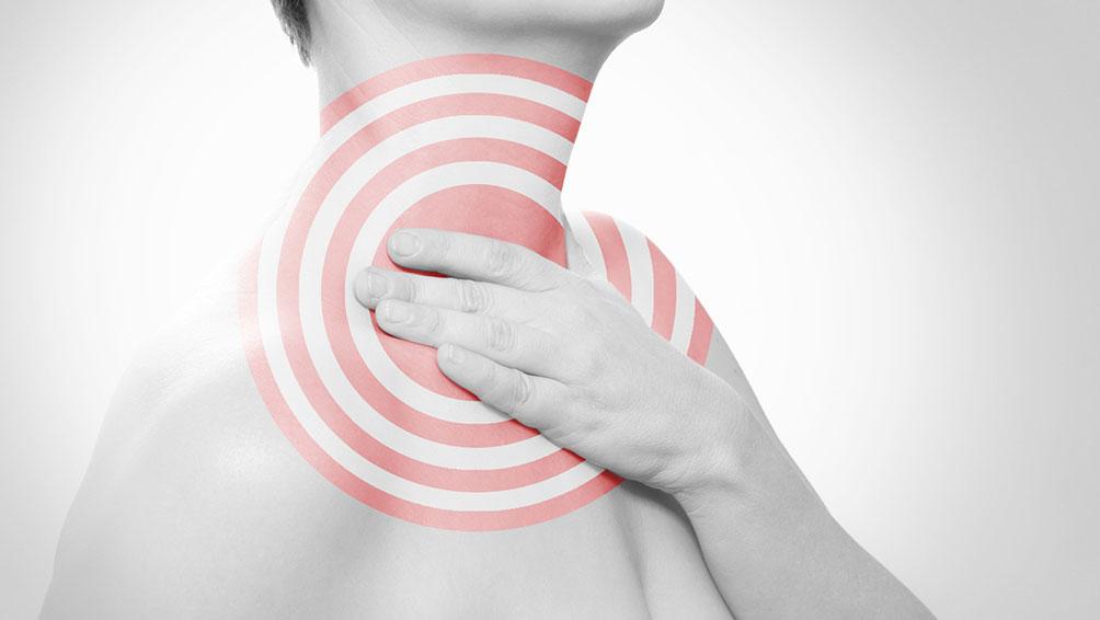 喉の痛みを早く治したい!自宅でできる治し方を紹介!