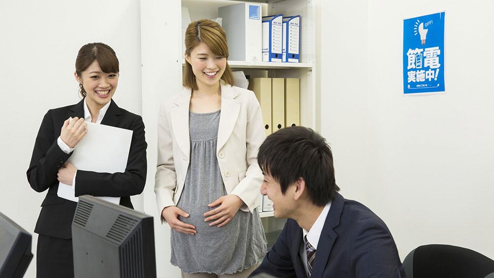 妊娠初期に仕事をする上での注意点とは?