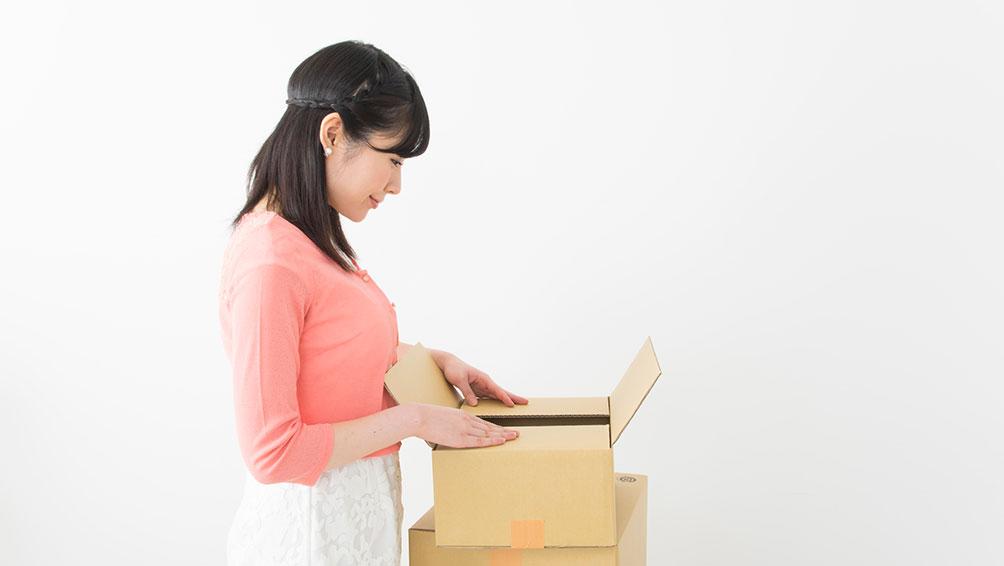宅配買取は手続き簡単!家にいながら利用できる