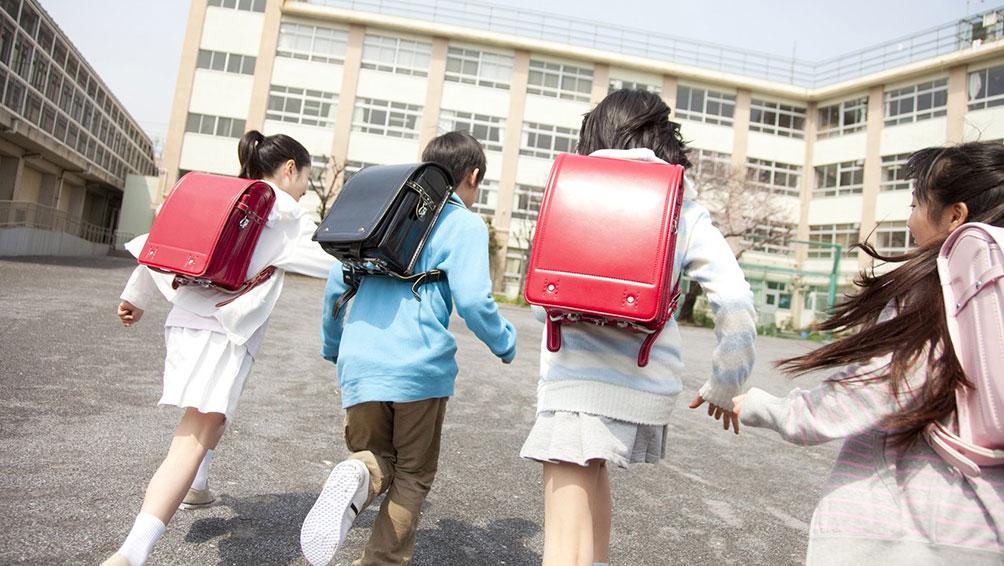 公立小学校はリーズナブルで色んなタイプの子どもがいる