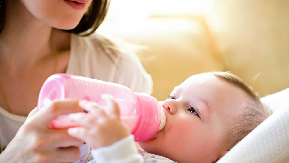 赤ちゃんのミルクに軟水のミネラルウォーターはぴったり