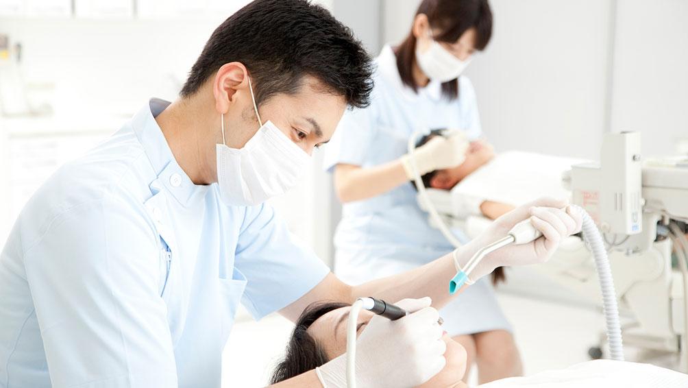 歯科医院での治療法
