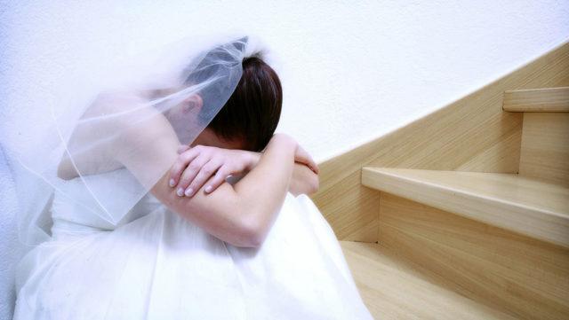 こんな症状に要注意!結婚後にマリッジブルーになった時の攻略法