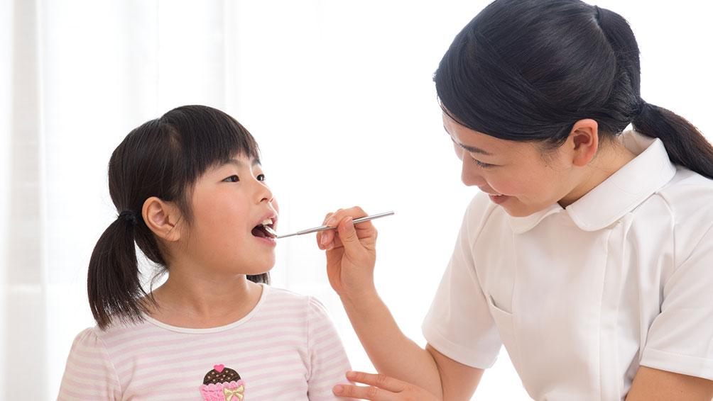 まずは定期的に小児歯科で検診をしましょう!