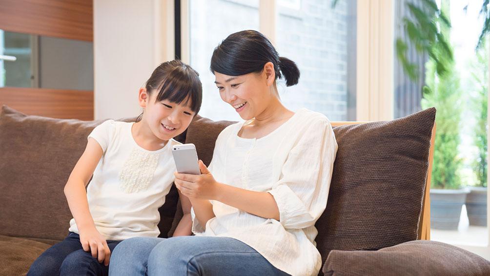メリット5.「お受験」をきっかけに親子の絆が深まる