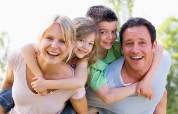 夫や子供に!スキンシップの偉大な効果と苦手な人でもできる方法