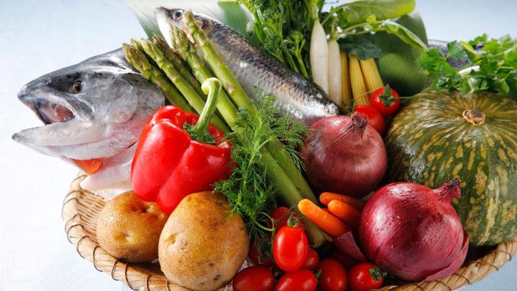 春夏秋冬の旬の食材一覧表 栄養満点な食卓で家族の健康を守ろう