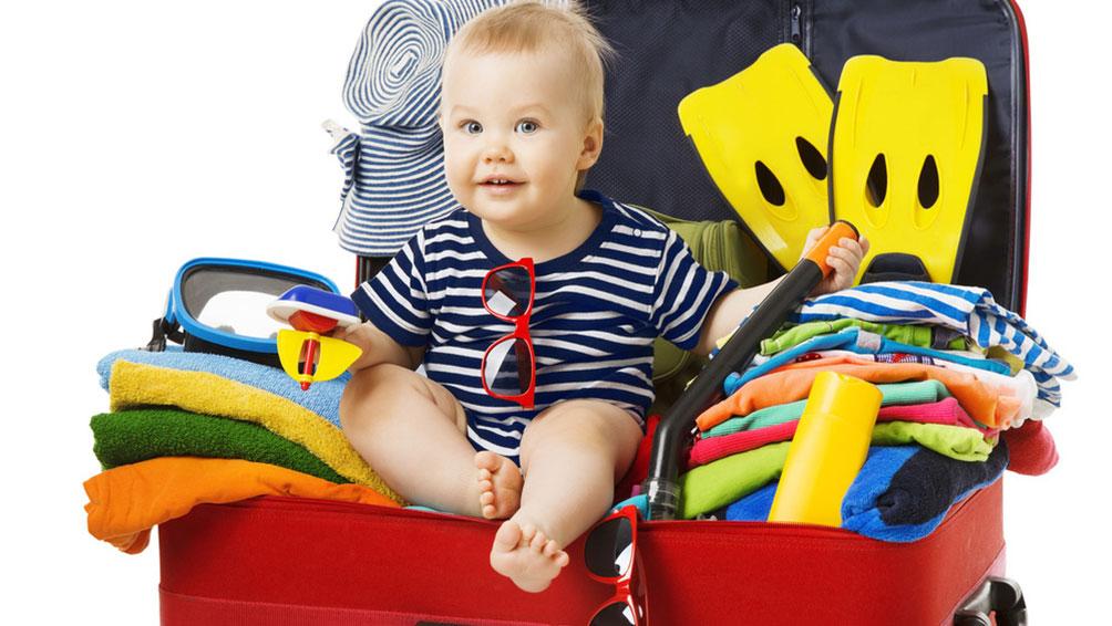 帰省時に必要な赤ちゃんの荷物って何を用意すればいいの!?