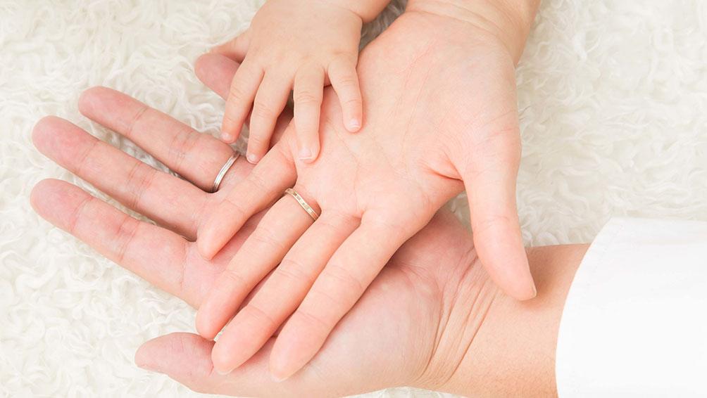産後うつは未然に防げます!