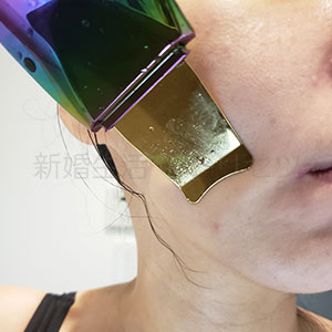 2.保湿美顔モード