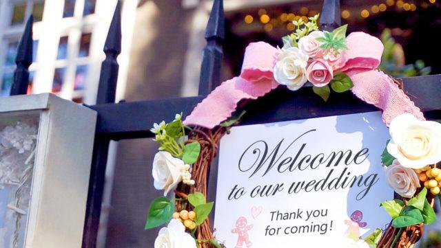 結婚式のウェルカムボードアイデア集★先輩に習う素敵なデザイン