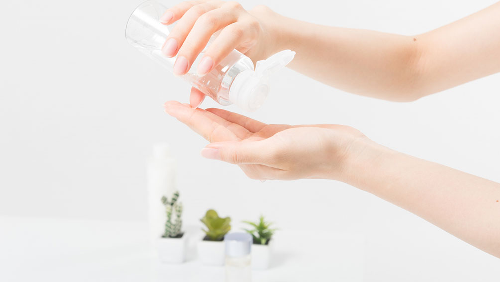 基礎化粧品(化粧水・乳液・洗顔など)